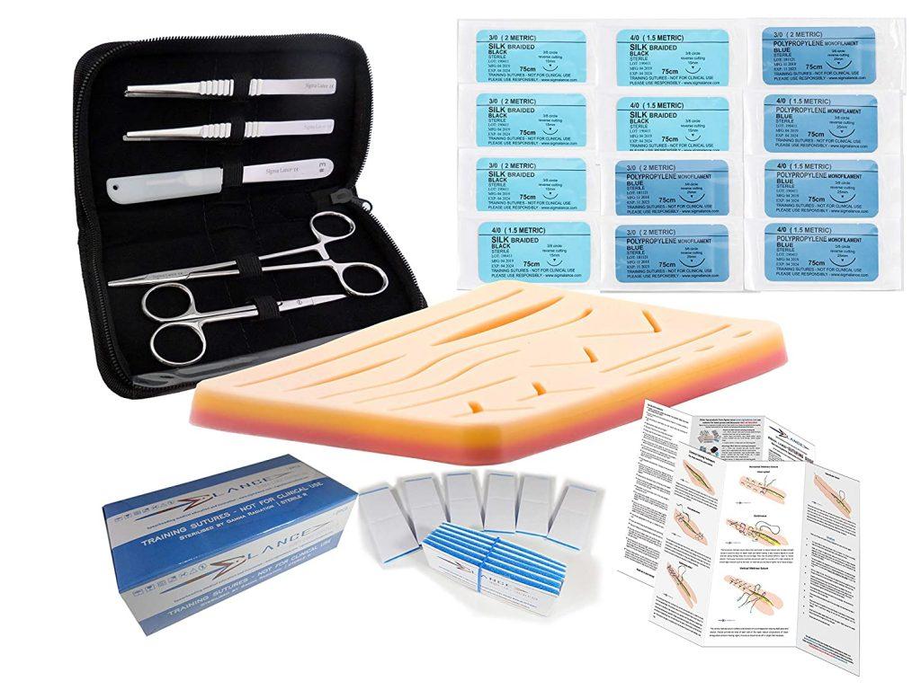 Kit de sutura – Sigma Lance Edge Mark IV
